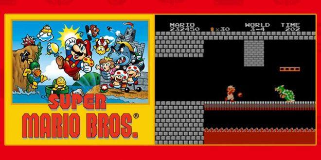 أغلى لعبة بالعالم Super Mario Bros 3