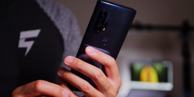 هاتف Motorola Nio الجديد برقاقة معالج Snapdragon 865 ومعدل تحديث 90 Hz