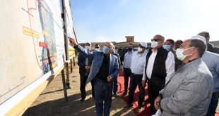 عاصم الجزار في جوله تفقدية موسعة بمحافظة أسوان4