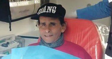 الفنان علي حميدة وتقارير عن حالته الصحية