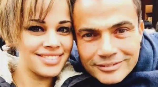 تعود للظهور من جديد نور ابنة شيرين رضا وعمرو دياب