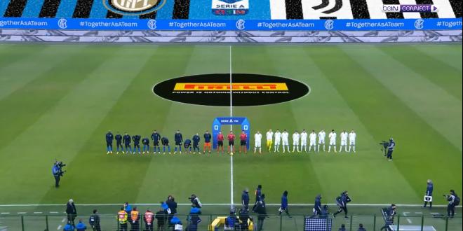 تفاصيل مباراة انتر ميلان مع يوفنتوس