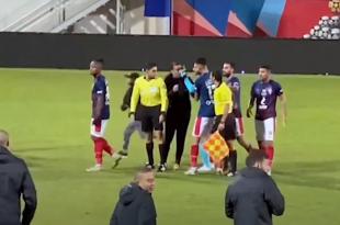 قرار لجنة إتحاد الكرة في واقعة محمد الشناوي