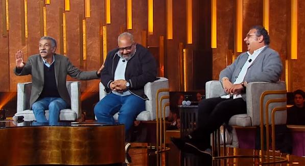ماجد الكدواني يكشف عن ضرب محمود حميده له بعد وفاة والده