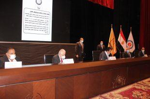 المجلس الأعلى للجامعات استئناف الدراسة وإجراء الامتحانات وسط إجراءات احترازية مشددة