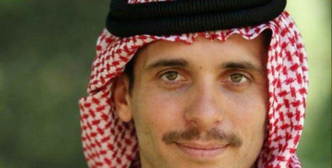 الجيش الأردني ينفي خبر اعتقال الأمير حمزة بن الحسين