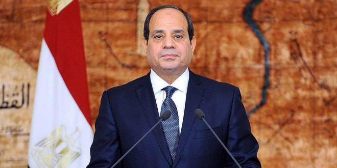 السيد الرئيس عبد الفتاح السيسي