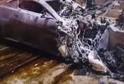 تفاصيل مصرع شابين في حادث طريق السويس