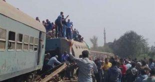 حادث قطار القليوبية