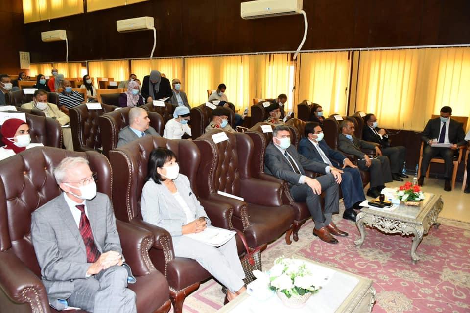 محطة لتحويل المخلفات لطاقة فى مصر بمحافظة الفيوم6