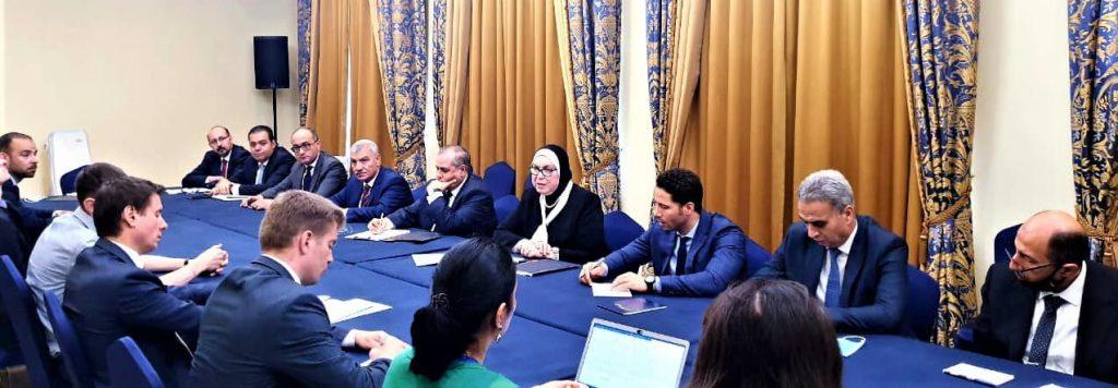 تعلن نجاح مفاوضات الجولة 4 لإتفاق التجارة الحرة بين مصر ودول الاتحاد2